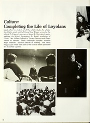 Page 14, 1968 Edition, Loyola University - Wolf Yearbook (New Orleans, LA) online yearbook collection