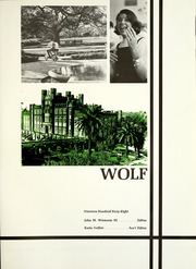 Page 5, 1968 Edition, Loyola University - Wolf Yearbook (New Orleans, LA) online yearbook collection
