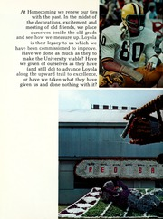 Page 16, 1969 Edition, Loyola University - Wolf Yearbook (New Orleans, LA) online yearbook collection
