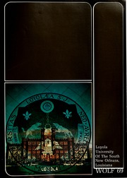 Page 5, 1969 Edition, Loyola University - Wolf Yearbook (New Orleans, LA) online yearbook collection