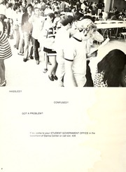 Page 10, 1971 Edition, Loyola University - Wolf Yearbook (New Orleans, LA) online yearbook collection