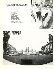 Page 16, 1976 Edition, Loyola University - Wolf Yearbook (New Orleans, LA) online yearbook collection
