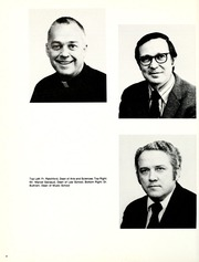 Page 8, 1976 Edition, Loyola University - Wolf Yearbook (New Orleans, LA) online yearbook collection
