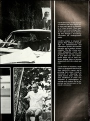 Page 15, 1981 Edition, Loyola University - Wolf Yearbook (New Orleans, LA) online yearbook collection