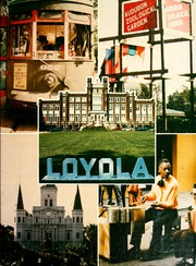 1983 Edition, Loyola University - Wolf Yearbook (New Orleans, LA)