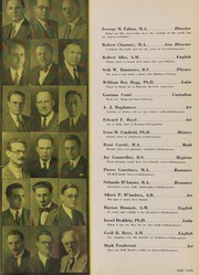 Page 12, 1934 Edition, Townsend Harris High School - Crimson Gold Yearbook (Flushing, NY) online yearbook collection