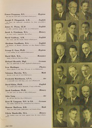 Page 13, 1934 Edition, Townsend Harris High School - Crimson Gold Yearbook (Flushing, NY) online yearbook collection