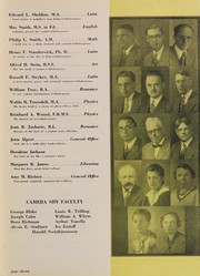 Page 15, 1934 Edition, Townsend Harris High School - Crimson Gold Yearbook (Flushing, NY) online yearbook collection
