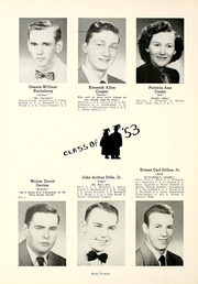 Page 16, 1953 Edition, Chesterton High School - Singing Sands Yearbook (Chesterton, IN) online yearbook collection