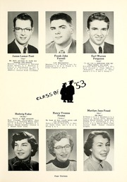 Page 17, 1953 Edition, Chesterton High School - Singing Sands Yearbook (Chesterton, IN) online yearbook collection