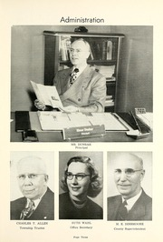 Page 7, 1953 Edition, Chesterton High School - Singing Sands Yearbook (Chesterton, IN) online yearbook collection
