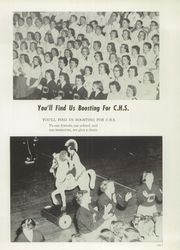 Page 15, 1955 Edition, Chesterton High School - Singing Sands Yearbook (Chesterton, IN) online yearbook collection
