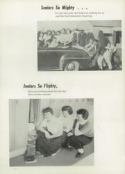 Page 8, 1955 Edition, Chesterton High School - Singing Sands Yearbook (Chesterton, IN) online yearbook collection