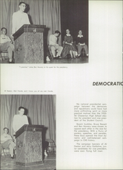 Page 14, 1956 Edition, Chesterton High School - Singing Sands Yearbook (Chesterton, IN) online yearbook collection