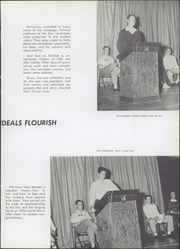 Page 15, 1956 Edition, Chesterton High School - Singing Sands Yearbook (Chesterton, IN) online yearbook collection
