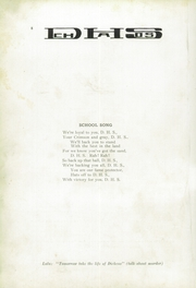 Page 12, 1924 Edition, Danville High School - Tom Tom Yearbook (Danville, IN) online yearbook collection