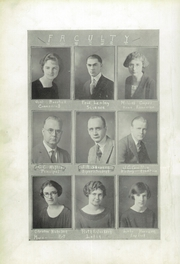 Page 14, 1924 Edition, Danville High School - Tom Tom Yearbook (Danville, IN) online yearbook collection