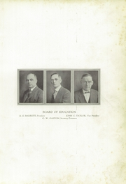Page 9, 1924 Edition, Danville High School - Tom Tom Yearbook (Danville, IN) online yearbook collection