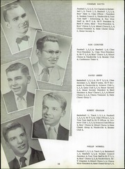 Page 12, 1955 Edition, Danville High School - Tom Tom Yearbook (Danville, IN) online yearbook collection