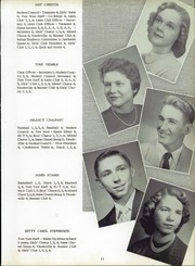 Page 13, 1955 Edition, Danville High School - Tom Tom Yearbook (Danville, IN) online yearbook collection