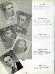 Page 14, 1955 Edition, Danville High School - Tom Tom Yearbook (Danville, IN) online yearbook collection