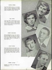 Page 17, 1955 Edition, Danville High School - Tom Tom Yearbook (Danville, IN) online yearbook collection