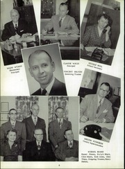 Page 8, 1955 Edition, Danville High School - Tom Tom Yearbook (Danville, IN) online yearbook collection