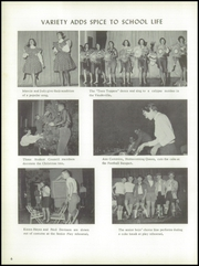 Page 10, 1958 Edition, Danville High School - Tom Tom Yearbook (Danville, IN) online yearbook collection