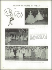 Page 14, 1958 Edition, Danville High School - Tom Tom Yearbook (Danville, IN) online yearbook collection
