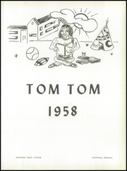 Page 5, 1958 Edition, Danville High School - Tom Tom Yearbook (Danville, IN) online yearbook collection