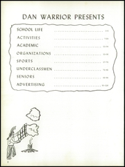 Page 6, 1958 Edition, Danville High School - Tom Tom Yearbook (Danville, IN) online yearbook collection