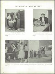 Page 8, 1958 Edition, Danville High School - Tom Tom Yearbook (Danville, IN) online yearbook collection