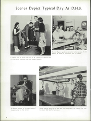 Page 10, 1960 Edition, Danville High School - Tom Tom Yearbook (Danville, IN) online yearbook collection