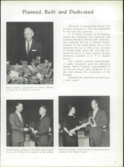 Page 9, 1960 Edition, Danville High School - Tom Tom Yearbook (Danville, IN) online yearbook collection