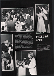 Page 17, 1975 Edition, Danville High School - Tom Tom Yearbook (Danville, IN) online yearbook collection