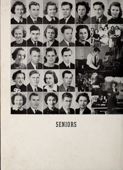 Page 10, 1939 Edition, Broad Ripple High School - Riparian Yearbook (Indianapolis, IN) online yearbook collection