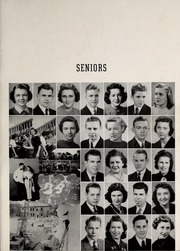 Page 11, 1939 Edition, Broad Ripple High School - Riparian Yearbook (Indianapolis, IN) online yearbook collection