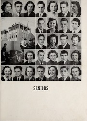 Page 9, 1939 Edition, Broad Ripple High School - Riparian Yearbook (Indianapolis, IN) online yearbook collection