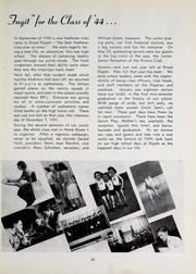 Page 19, 1944 Edition, Broad Ripple High School - Riparian Yearbook (Indianapolis, IN) online yearbook collection