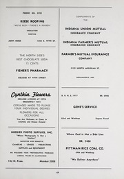 Page 73, 1945 Edition, Broad Ripple High School - Riparian Yearbook (Indianapolis, IN) online yearbook collection