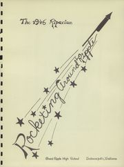 Page 5, 1946 Edition, Broad Ripple High School - Riparian Yearbook (Indianapolis, IN) online yearbook collection