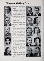 Page 14, 1947 Edition, Broad Ripple High School - Riparian Yearbook (Indianapolis, IN) online yearbook collection