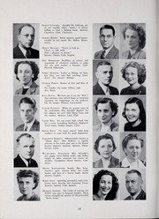 Page 16, 1947 Edition, Broad Ripple High School - Riparian Yearbook (Indianapolis, IN) online yearbook collection