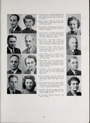 Page 17, 1947 Edition, Broad Ripple High School - Riparian Yearbook (Indianapolis, IN) online yearbook collection