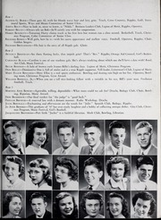 Page 21, 1947 Edition, Broad Ripple High School - Riparian Yearbook (Indianapolis, IN) online yearbook collection