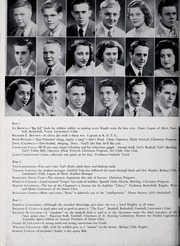 Page 22, 1947 Edition, Broad Ripple High School - Riparian Yearbook (Indianapolis, IN) online yearbook collection