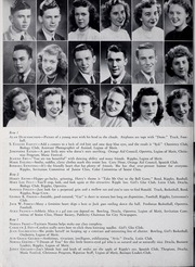 Page 24, 1947 Edition, Broad Ripple High School - Riparian Yearbook (Indianapolis, IN) online yearbook collection