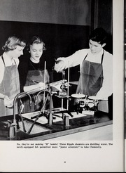 Page 10, 1951 Edition, Broad Ripple High School - Riparian Yearbook (Indianapolis, IN) online yearbook collection