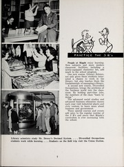 Page 11, 1951 Edition, Broad Ripple High School - Riparian Yearbook (Indianapolis, IN) online yearbook collection