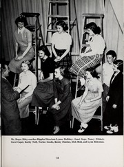 Page 17, 1951 Edition, Broad Ripple High School - Riparian Yearbook (Indianapolis, IN) online yearbook collection